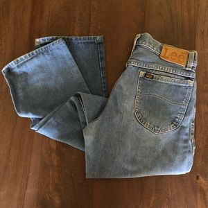 Vintage 1980s Riders Jeans by Lee Size 30